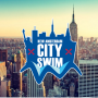 New amsterdam city swim_foto en logo