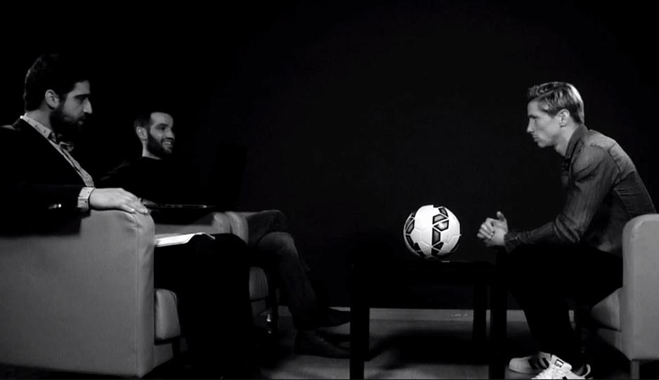 Fútbol y Vida: Una charla de deporte y ELA entre el periodista Carlos Matallanas y Torres