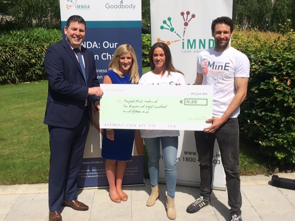 Good Run Ireland 2017 raises €10,815  for Project MinE